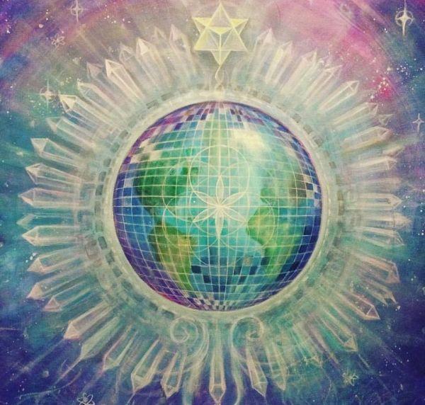 spiritual paradigm shift