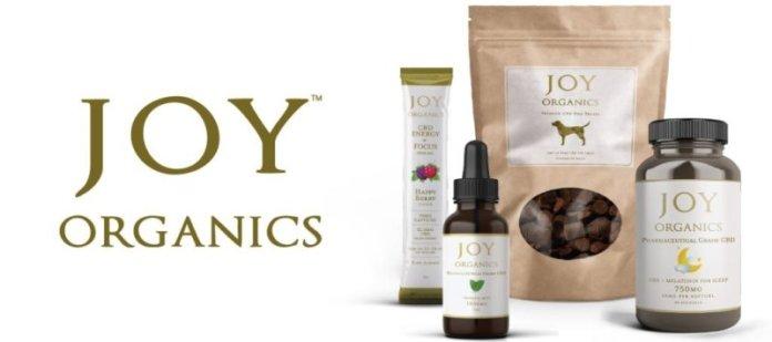 joy organics banner