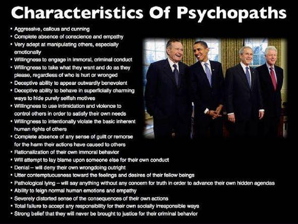 CharacteristicsOfPsychopaths