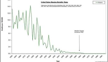 CDC Lies: Measles Outbreaks Confirmed Among Children Already