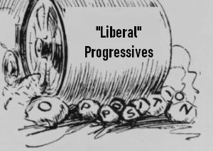 liberal left