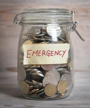 emergency money