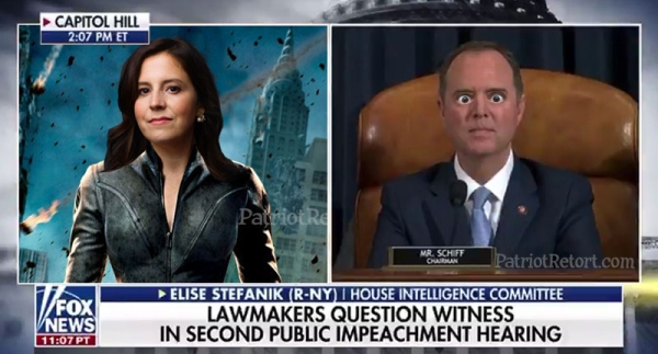 Elise Stefanik Impeachment Wrecking Crew   Shift Frequency