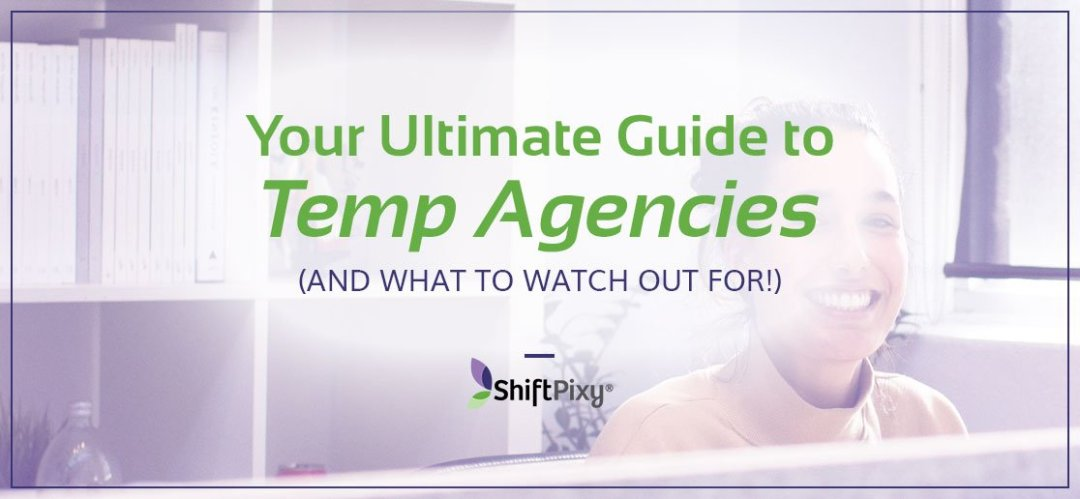 Beginners Guide to Temp Agencies