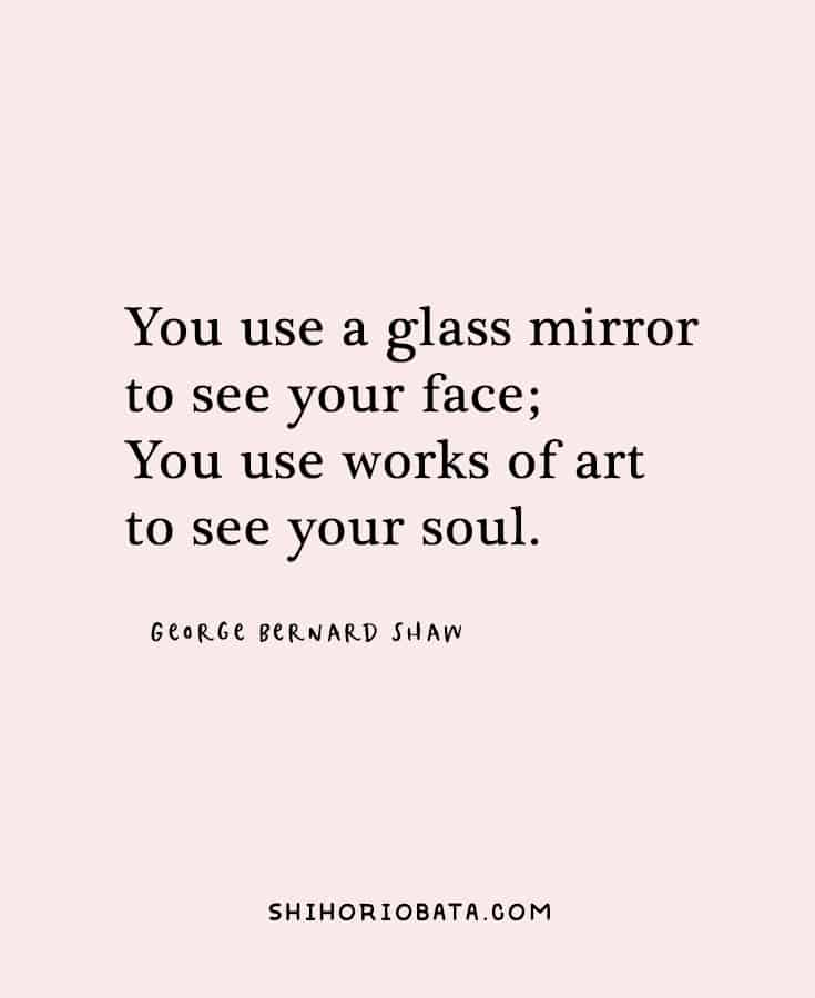 50 Beautiful Quotes About Art Creativity