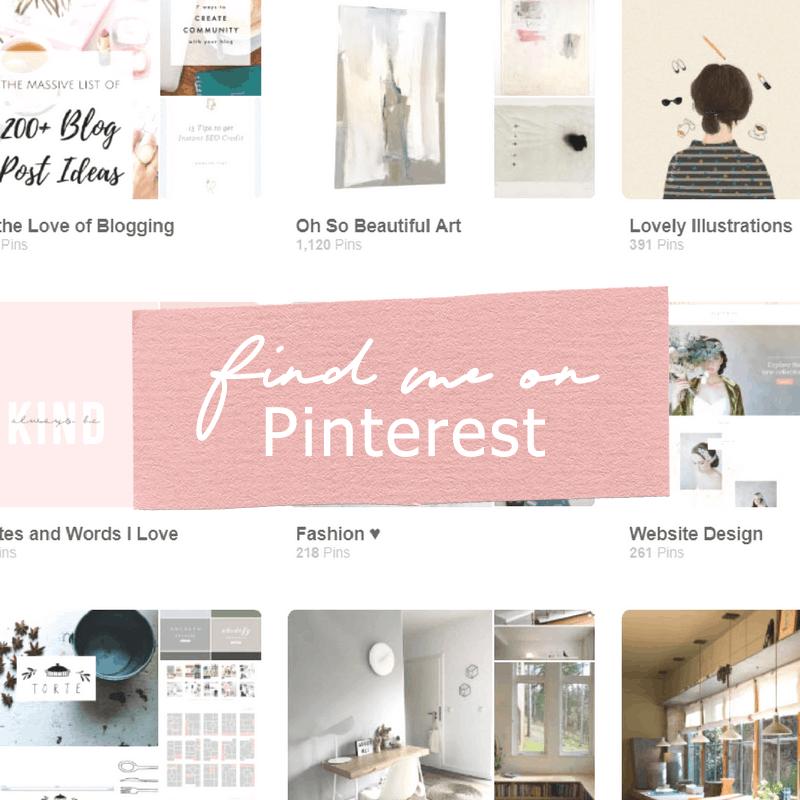 Pinterest Profile Artist