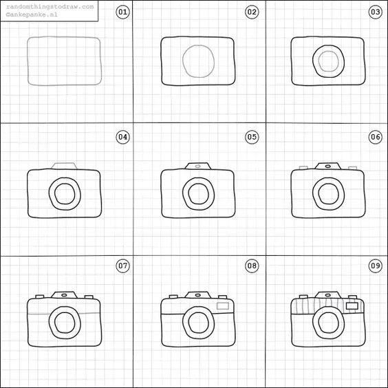 Things to Draw - Camera