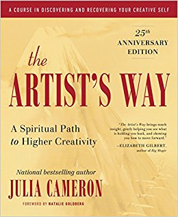 Gift Guide for Artists - The Artist's Way book