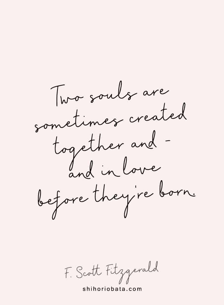 two souls are sometimes created together and