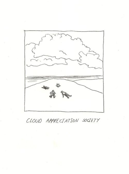 Cloud Drawing Idea