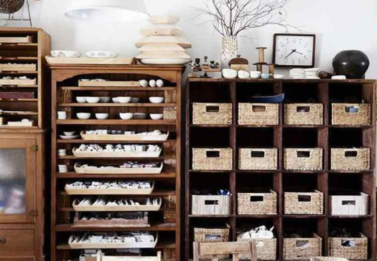 Office - Craft Room Organization Ideas