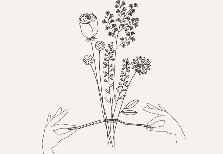 Plant Drawing - Ryn Frank