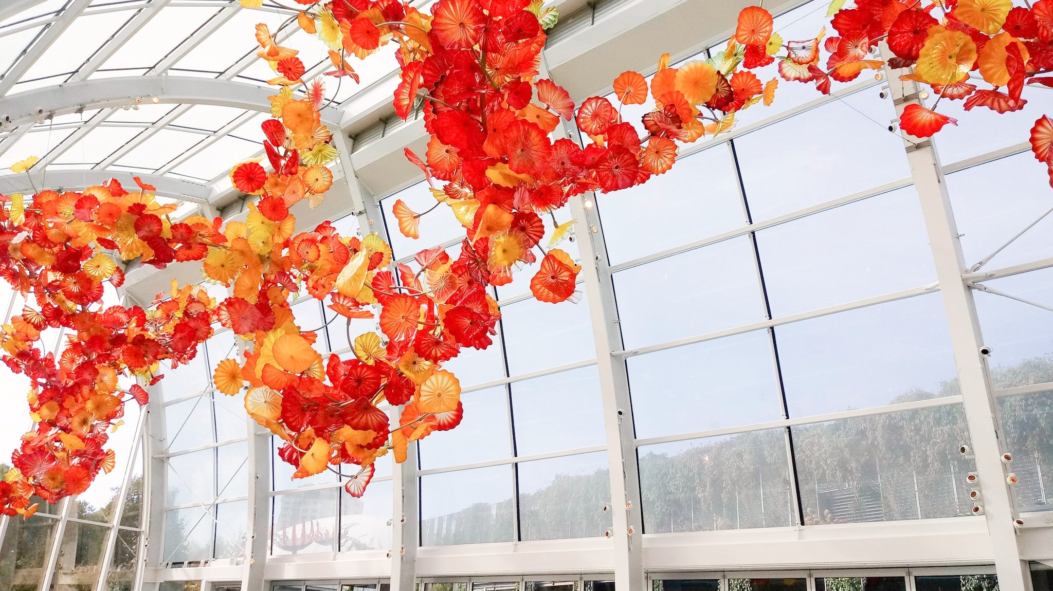 Seattle Trip - Chihuly Glass Museum