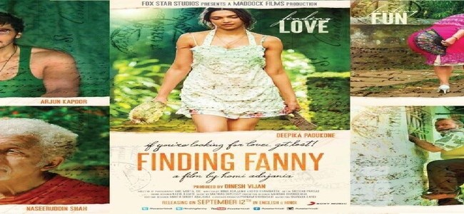 Finding Fanny Review