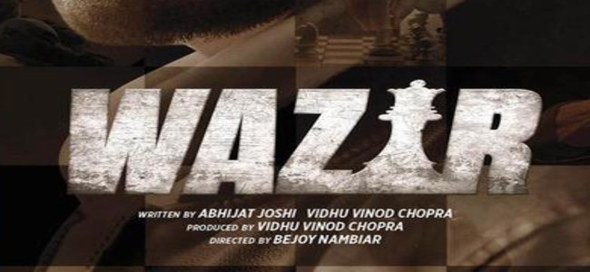 Wazir Movie Review