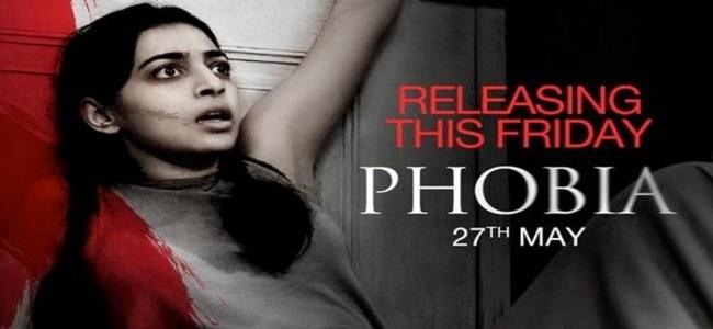 Phobia Movie Review