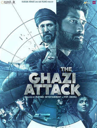 The Ghazi Attack Movie Review