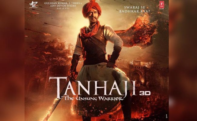 Tanhaji Movie