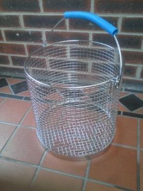 Burco Boilie Basket s/steel