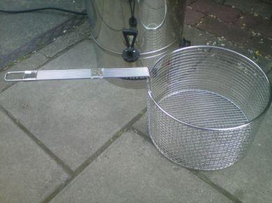 Boilie Basket Small 270mm s/steel