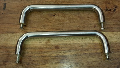 Rolling Table Handles