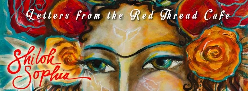 letters from the red thread cafe
