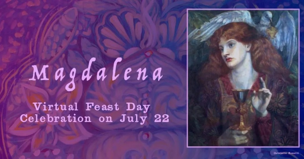 Magdelena Feast day 2016
