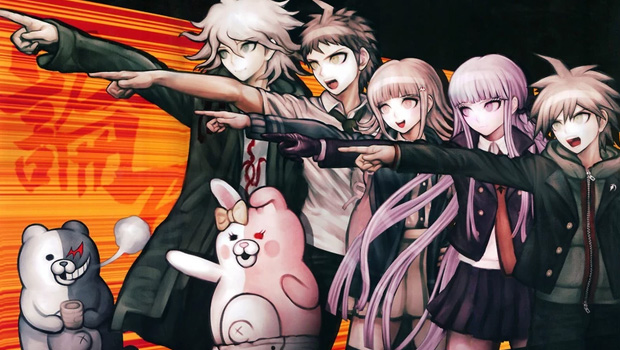 The end of kibougamine gakuen. Danganronpa 1 2 Reload Review Two Killer Games For The Price Of One