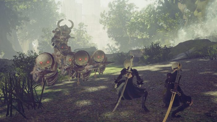 Best Games of 2017: NieR: Automata