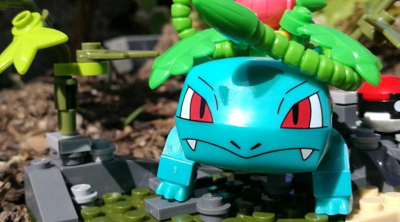 Mega Construx Ivysaur