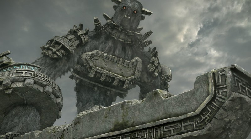 Shadow of the Colossus PS4 giveaway