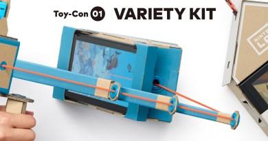 Nintendo Labo Variety Kit review: Cardboard Creativity