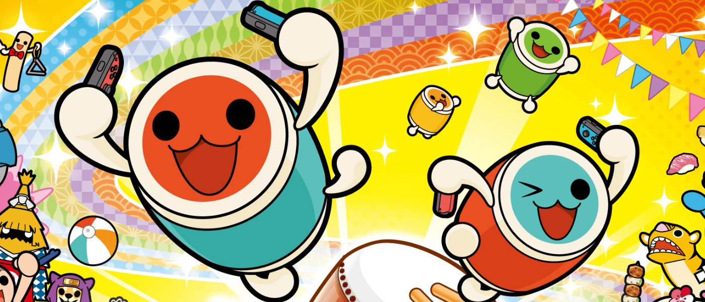 Taiko no Tatsujin is keeping its Japanese name in the West