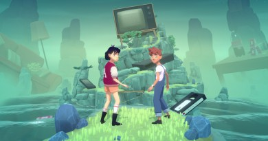 The Gardens Between review (Switch) – Rose-Tinted Perfection