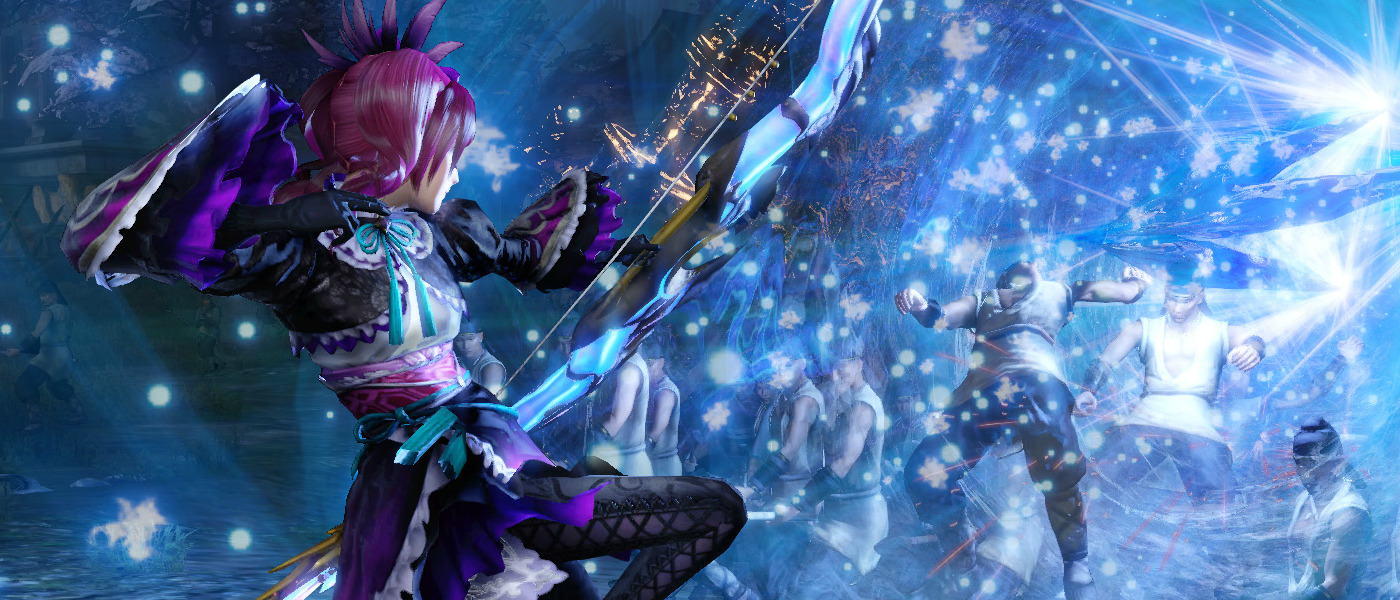 Warriors Orochi 4 review (Switch): Combo Maker