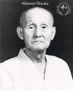 Hironori Otsuka sensei