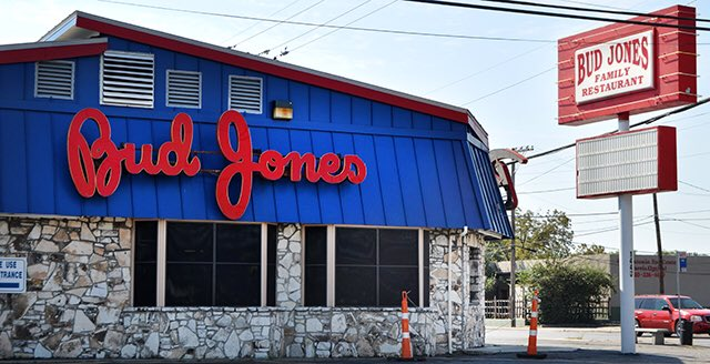 Bud Jones Restaurant