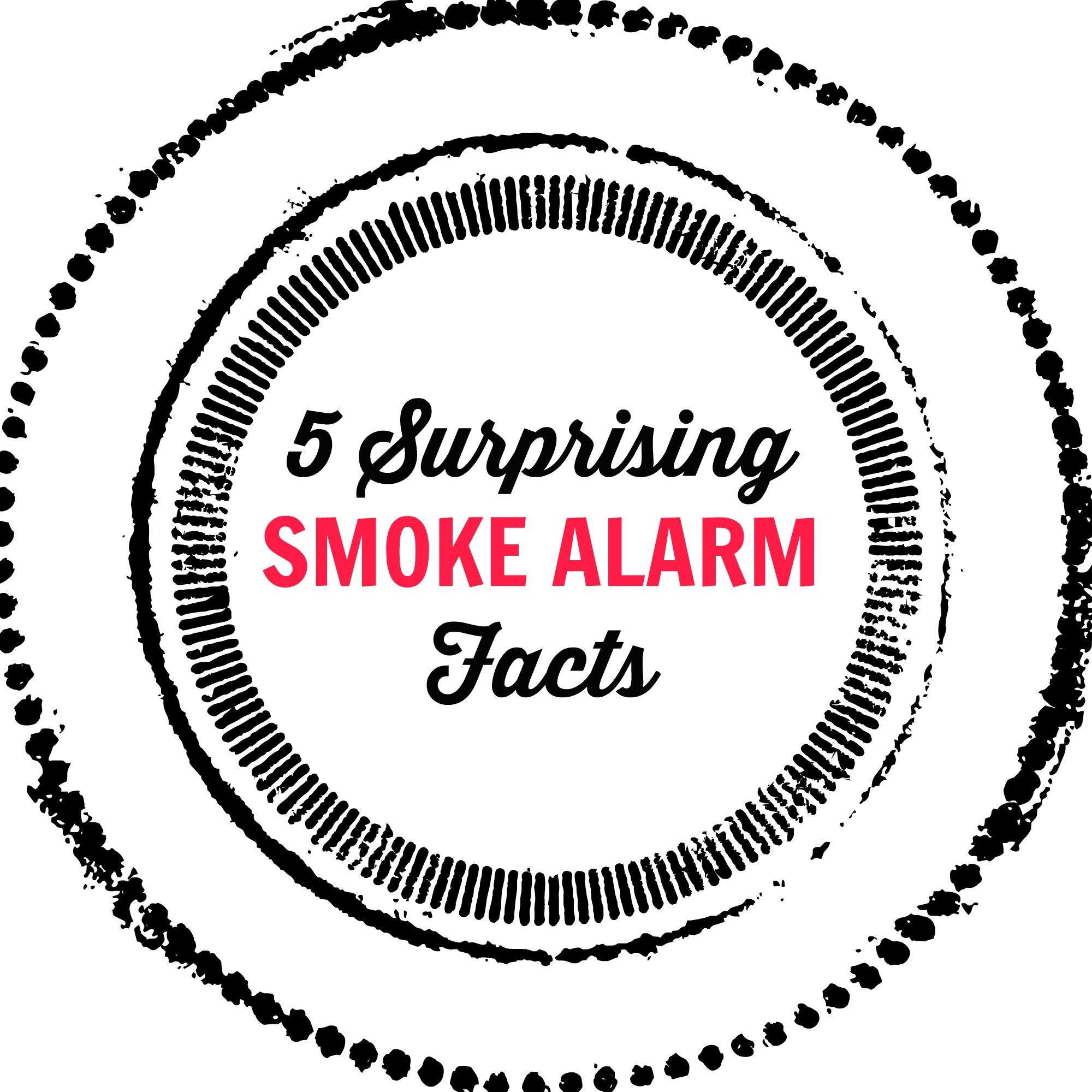 5 Surprising Smoke Alarm Facts