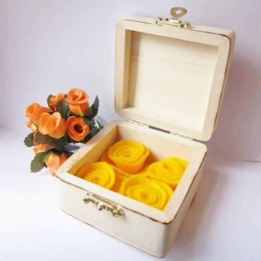 wedding ring box heart2