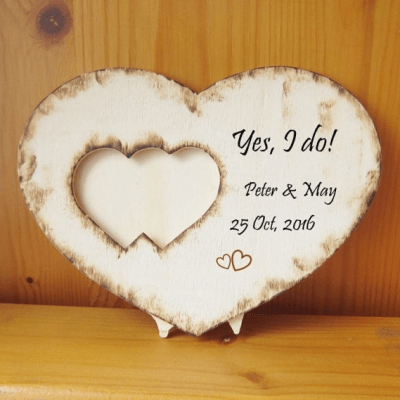 love photo frame heart photo frame1