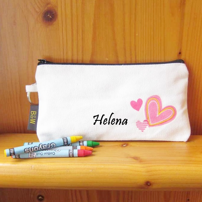 Flash Sale: 50% off for Personalized Bag / Pouch
