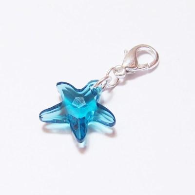 crystal charm