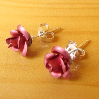 925 sterling silver earring