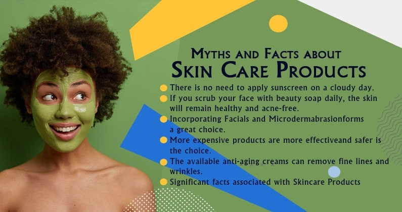 Myths-and-Facts-about-Skin-Care-Products