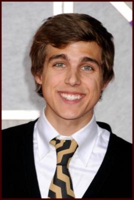Shine On Media Cody Linley At Hannah Montana Movie Premiereshine