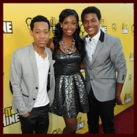 "Photos: Coco Jones, Trevor Jackson, Tyler James Williams, Debby Ryan, Zendaya and More at the ""Let It Shine"" Premiere"