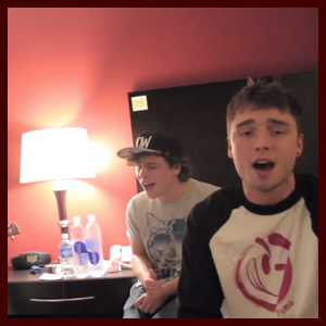 """Emblem3 Covers Macklemore & Ryan Lewis' """"Can't Hold Us"""""""