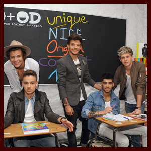 One Direction, Darren Criss & More Stop by the Backstage Creations Celebrity Retreat at Teen Choice 2013