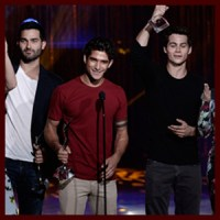 """Teen Wolf"" Cast Wins Best Ensemble at 2013 Young Hollywood Awards"