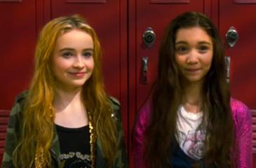 """New """"Girl Meets World"""" Promo – Meet Riley & Maya"""